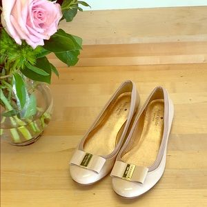 Gently Used Kate Spade Patent Leather Flats